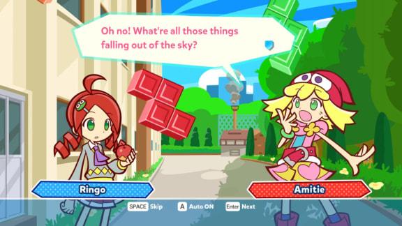Officiellt: Puyo Puyo Tetris kommer till Steam den 27 februari