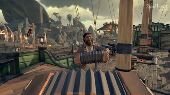 Sea of Thieves säljs för halva priset inför massiv uppdatering
