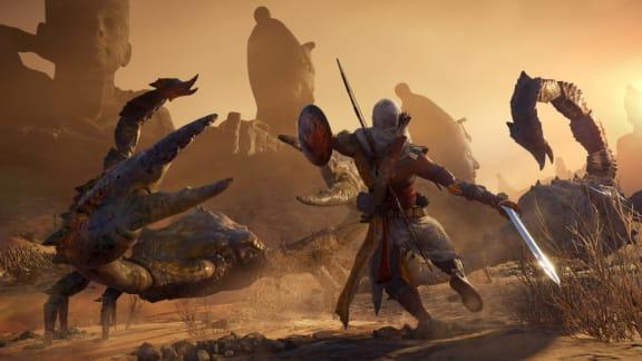 Här är lanseringstrailern för nya Assassin's Creed-expansionen