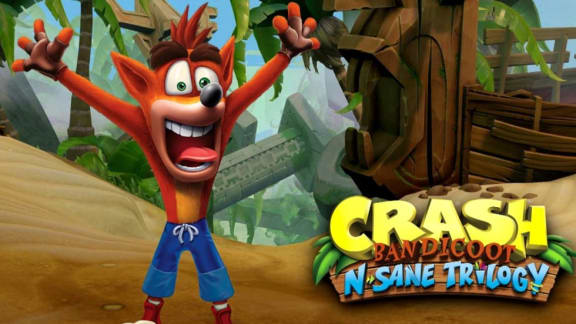 Crash Bandicoot N-Sane Trilogy når pc:n senare i år