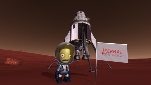 Den första Kerbal: Space Program-expansionen är ute nu