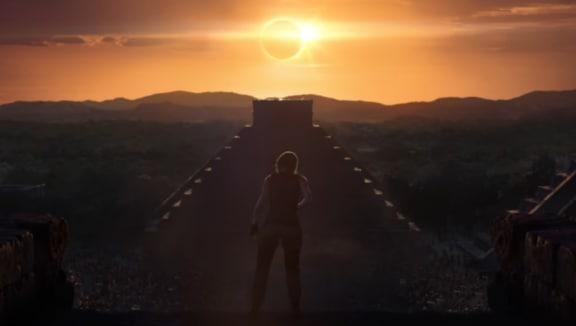 Lara Croft visar upp klättringstekniker i ny Shadow of the Tomb Raider-trailer