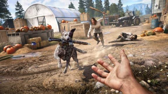 Här är den senaste omgången med trailers för Far Cry 5