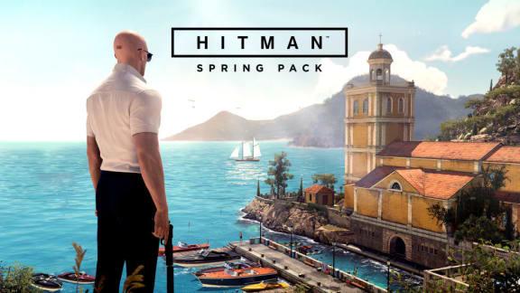 Nu är Hitmans bästa bana gratis att spela!
