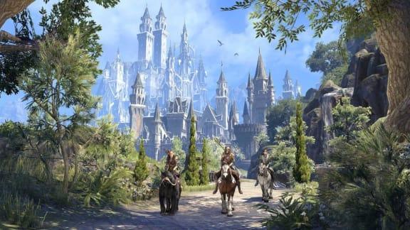 Bethesda har avslöjat en ny expansion till The Elder Scrolls Online