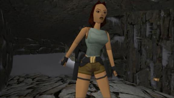 De remastrade versionerna av Tomb Raider 1-3 stoppas