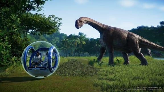 Jurassic World Evolution släpps den 12 juni