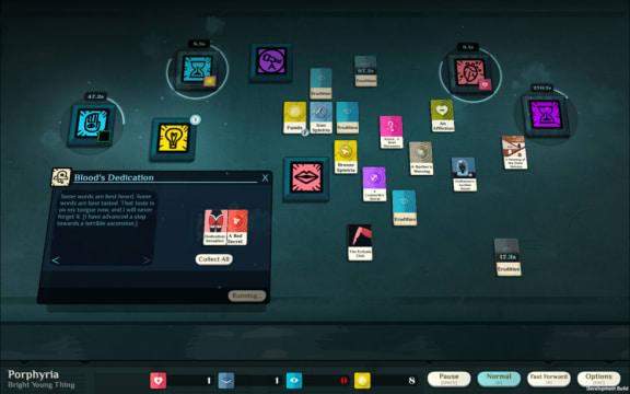 Här är lanseringstrailern för Cultist Simulator