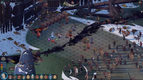35 spelminuter, ny trailer och recapvideo från The Banner Saga 3