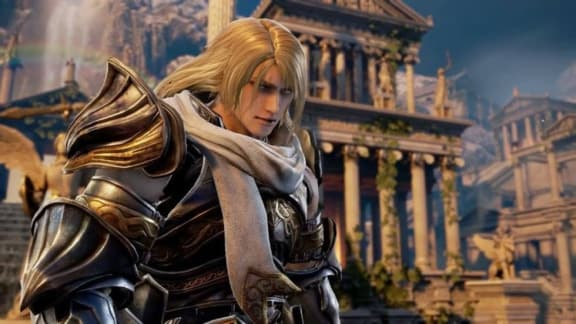 Så här ser Siegfried ut i Soul Calibur VI