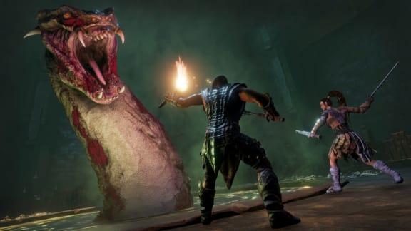 Conan Exiles och Vermintide 2 är gratis att provspela i helgen