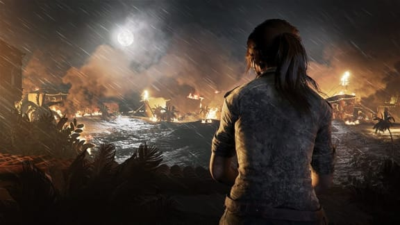 Shadow of the Tomb Raider recensionsbombas efter tidig Steam-rea