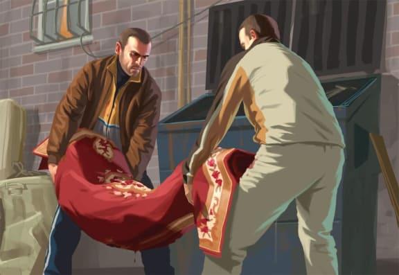 Bowie, Maiden, Sabbath, och AC/DC har försvunnit från Grand Theft Auto IV