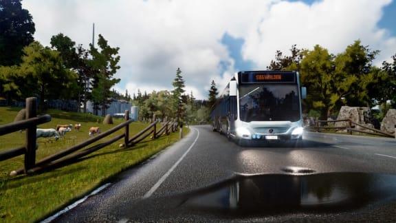 Här är lanseringstrailern för Bus Simulator 18