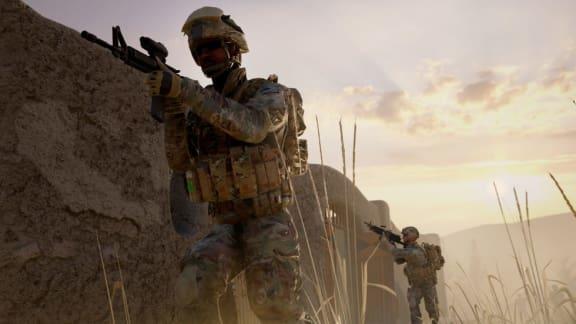 Onlineskjutaren Squad har fått brittiska styrkor
