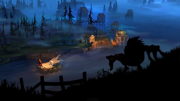 Humble ger bort The Flame in the Flood under ett dygn framöver