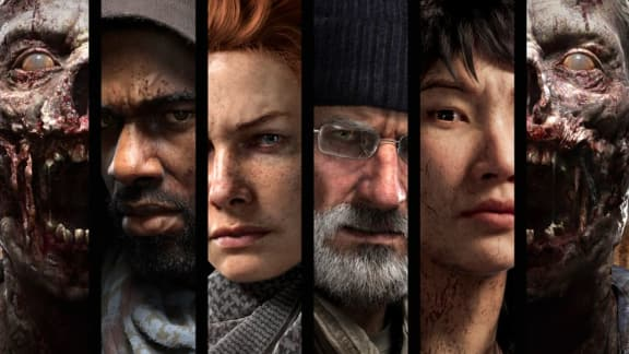 Ny trailer för Overkill's The Walking Dead introducerar gammal gubbe