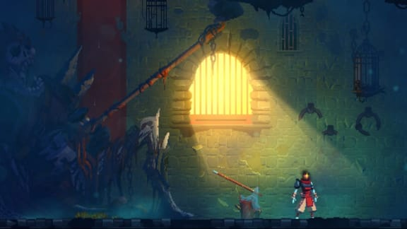 Superstiliga metroidvaniat Dead Cells lämnar early access i augusti
