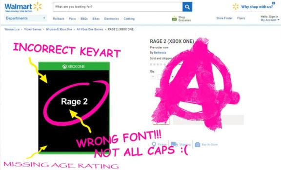 Håller Bethesda på att teasa Rage 2?