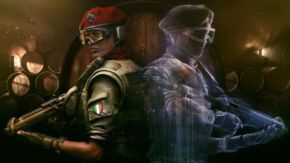 Teaser introducerar nya Rainbow Six Siege-operatören Alibi