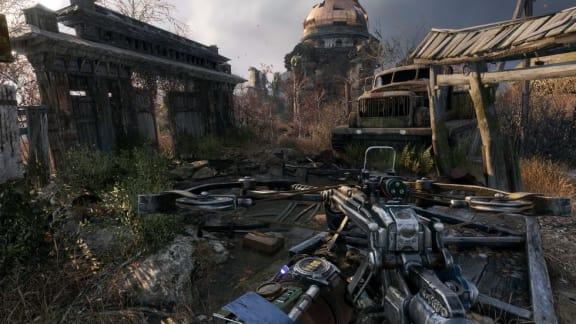 Här är 18 spelminuter från Metro Exodus