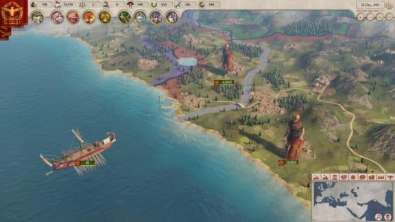 Imperator: Rome har fått releasedatum, Paradox firar med finfin Humble Bundle!
