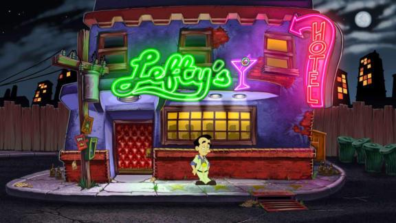Activision stoppade försäljning av Leisure Suit Larry-kod, trots att de inte äger rättigheterna!
