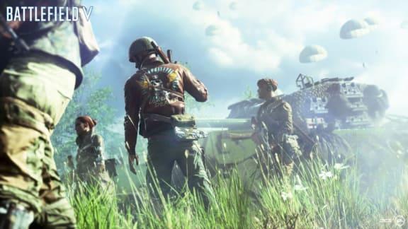 """Battlefield V får privata servrar senare i år, """"basnivån"""" kommer vara gratis för alla"""