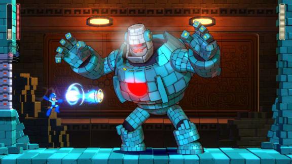 Officiellt: Mega Man 11 släpps den 2 oktober