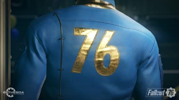 Fallout 76 kommer inte till Steam vid lanseringen