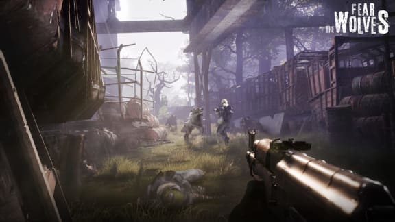 Fear the Wolves lanseras i early access den 18 juli