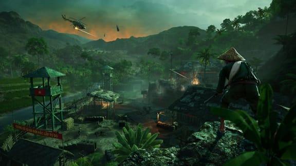 Åter till Vietnam i första Far Cry 5-dlc:t