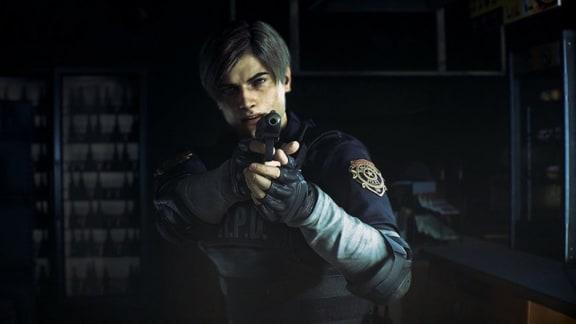 Här är 15 minuter gameplay från Resident Evil 2-remaken