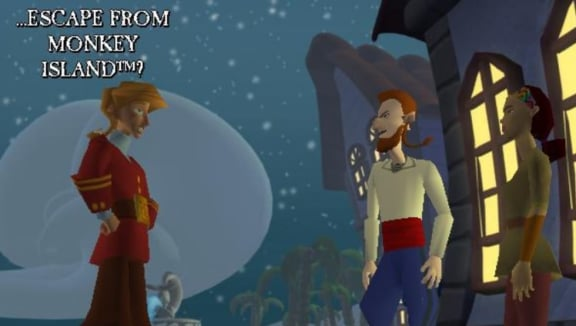Nu finns Escape from Monkey Island på GOG
