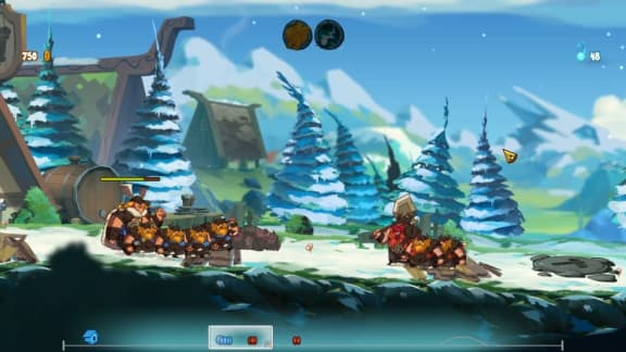 Swords & Soldiers 2 kommer till pc, originalet ges bort gratis