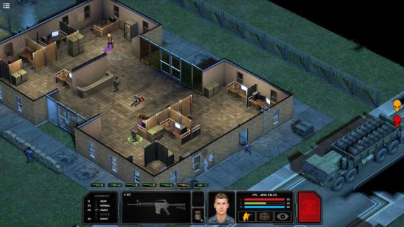 Xenonauts 2 har redan Kickstarter-finansierats, spelbar demo finnes