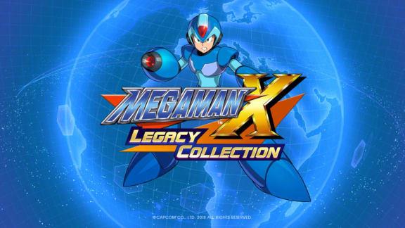 Mega Man X-samlingen skippar Guns N' Roses-bossarna