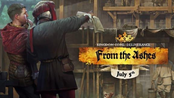Kingdom Come: Deliverance får sitt första story-dlc på torsdag
