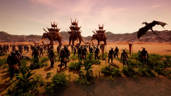 Fanprojekt återskapar The Battle for Middle-Earth i Unreal Engine 4