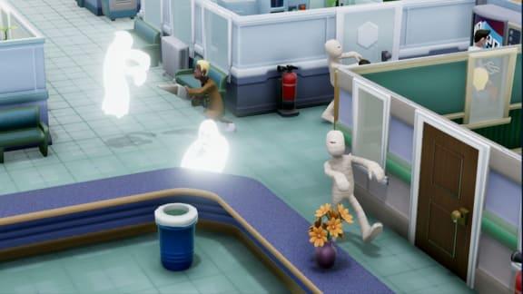 Ny Two Point Hospital-video visar upp hemsökt sjukhus!