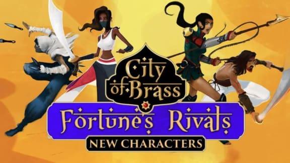 City of Brass har fått två nya karaktärsklasser