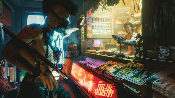 CD Projekt Red kommer inte visa upp Cyberpunk 2077 under The Game Awards