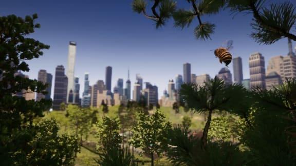 Bee Simulator släpps imorgon
