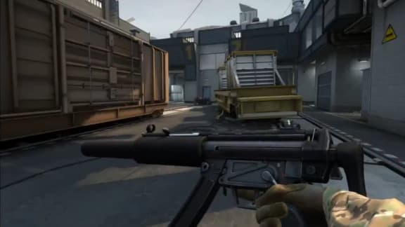 Counter-Strike: GO får finbesök – MP5:an har återvänt!