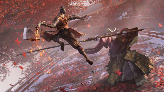 Sekiro: Shadows Die Twice släpps på fredag, kolla in nya gameplay-trailern!