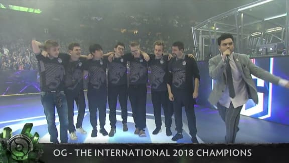 The International: europeiska OG tog hem finalen i Dota 2