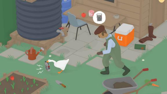 Untitled Goose Game släpps i början av nästa år!