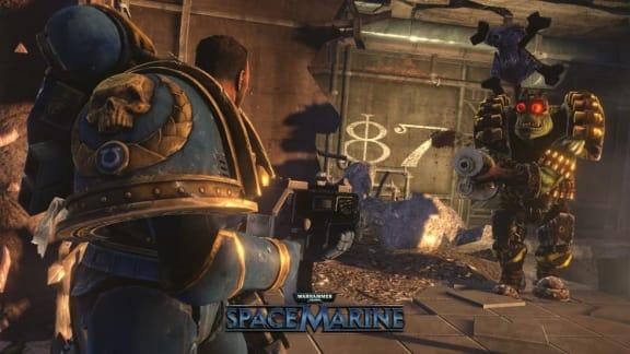 Humble ger bort Warhammer 40 000: Space Marine helt gratis