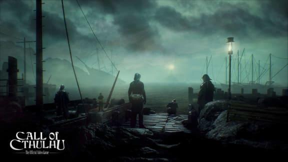 Ny Call of Cthulhu-trailer visar dårhus, grottor och smygsekvenser