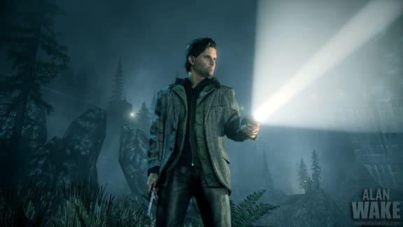 Alan Wake har återvänt till Steam och GOG, åtföljs av stora reor